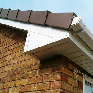 Soffits and bargeboards Northampton